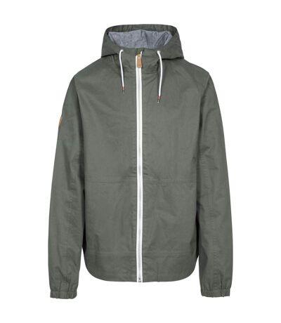 Trespass Mens Dalewood Waterproof Jacket (Olive) - UTTP4596