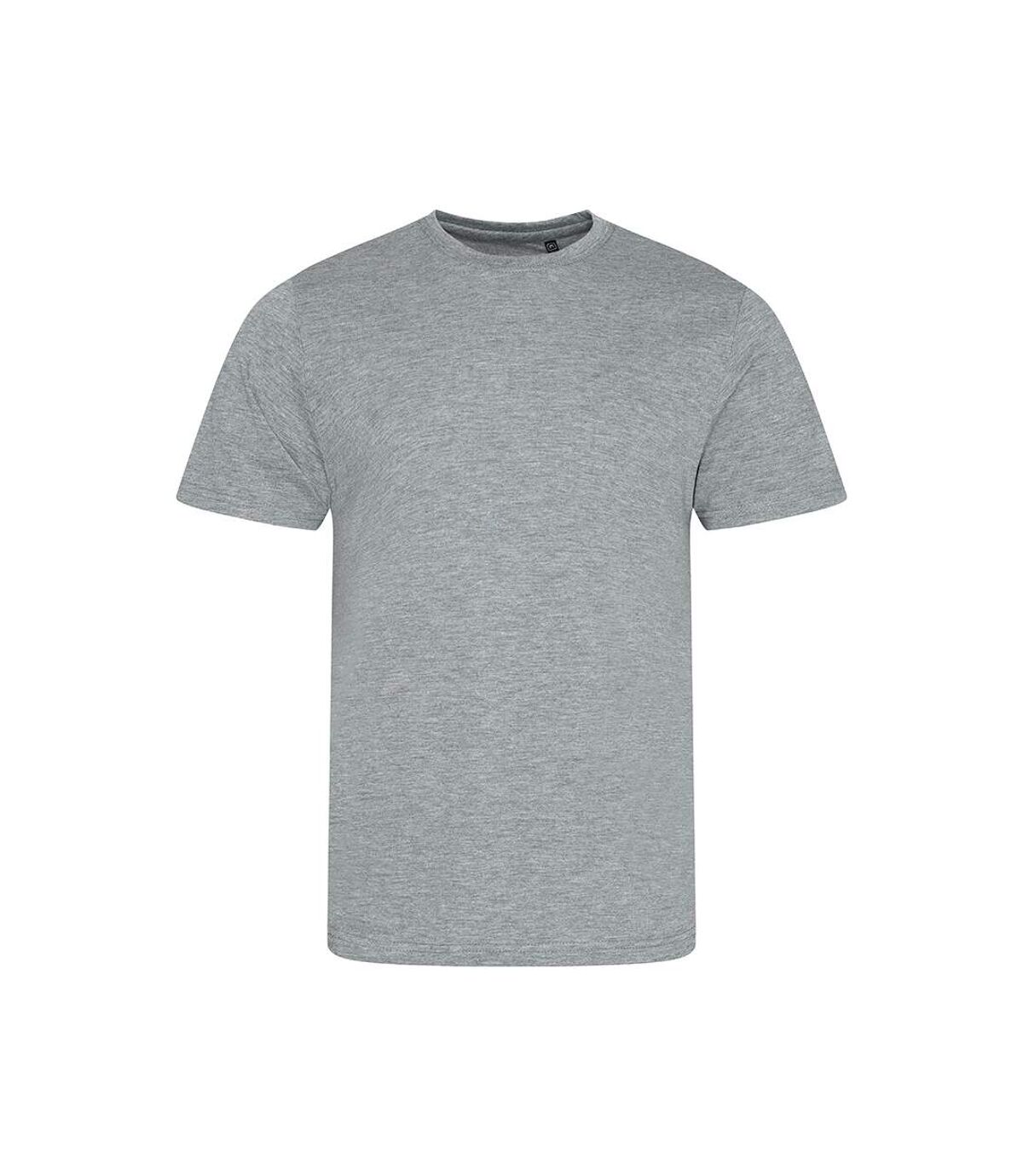 AWDis Mens Tri Blend T Shirt (Heather Charcoal) - UTPC2894