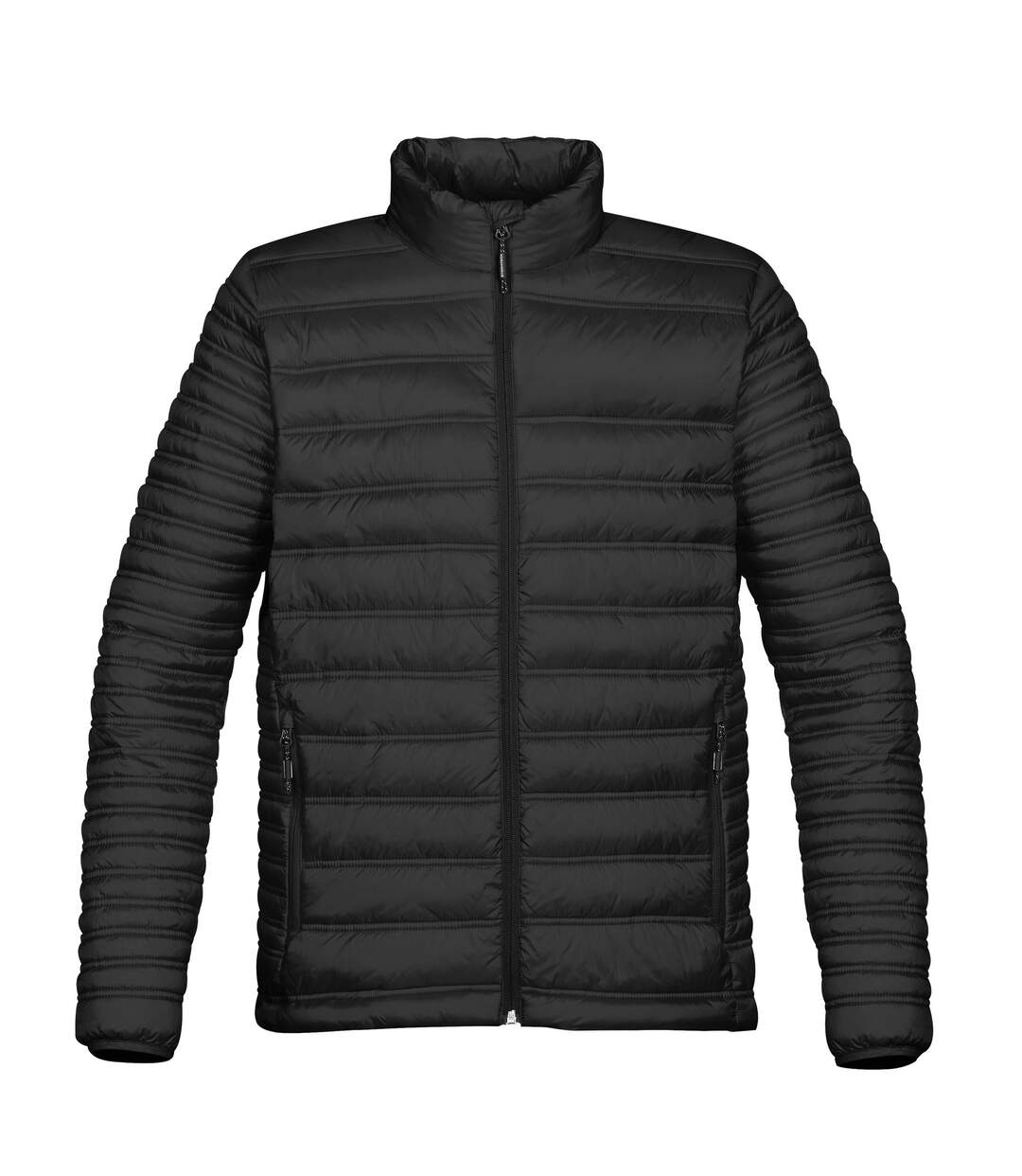 Stormtech Mens Basecamp Thermal Quilted Jacket (Black) - UTRW4784
