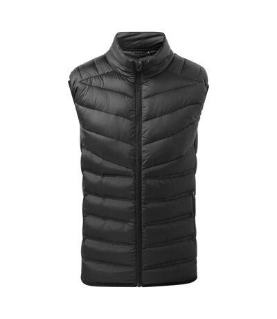 2786 Mens Mantel Moulded Gilet (Black) - UTRW7623