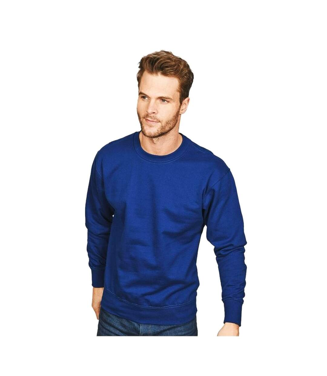 Casual Original Mens Sweatshirt (Sport Grey) - UTAB258