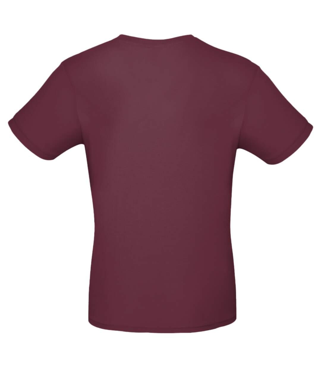 B&C Mens #E150 Tee (Red) - UTBC3910