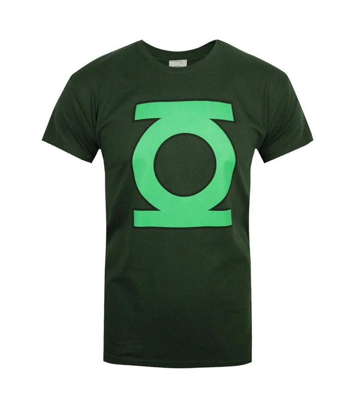 Green Lantern Mens Logo T-Shirt (Green) - UTNS5552