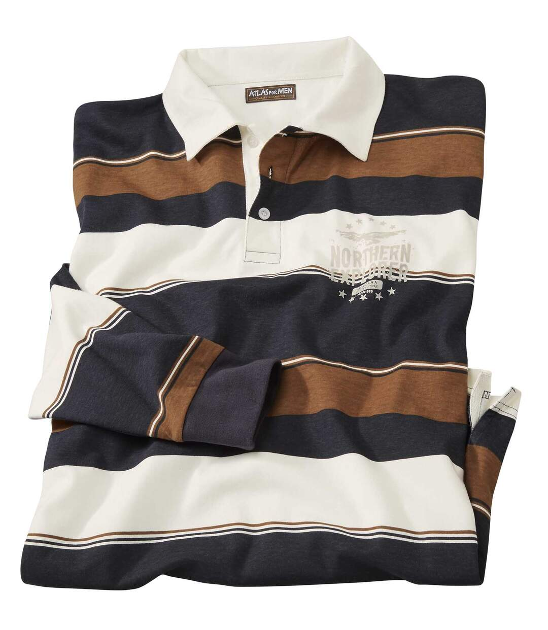 Poloshirt Rugby