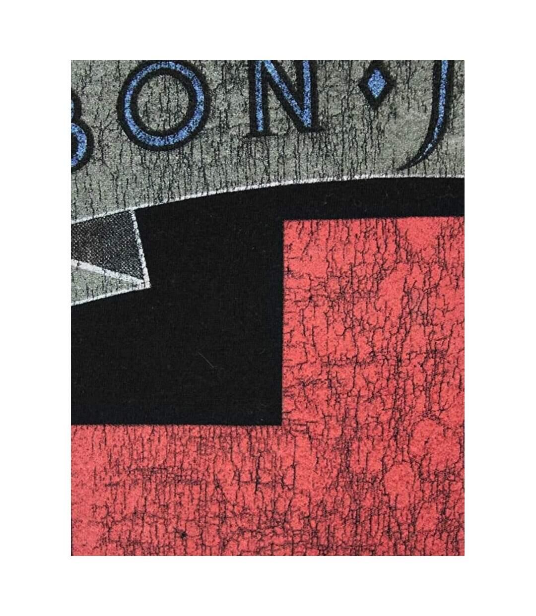 Bon Jovi Mens Bad Medicine T-Shirt (Black) - UTNS5472