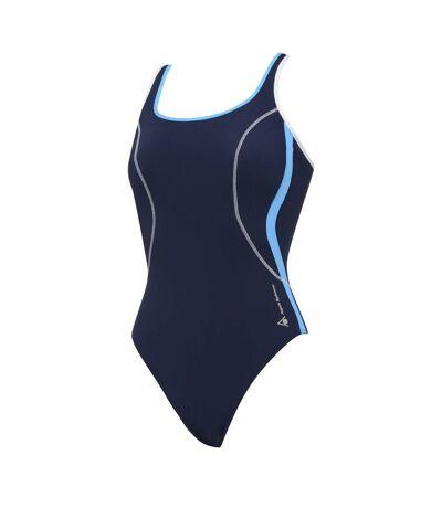 Aqua Sphere Ursula - Maillot de bain une pièce - Femme (Bleu marine/Bleu) - UTAS255