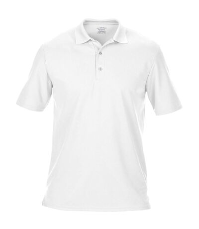 Gildan Mens Double Pique Short Sleeve Sports Polo Shirt (Forest Green) - UTRW4504