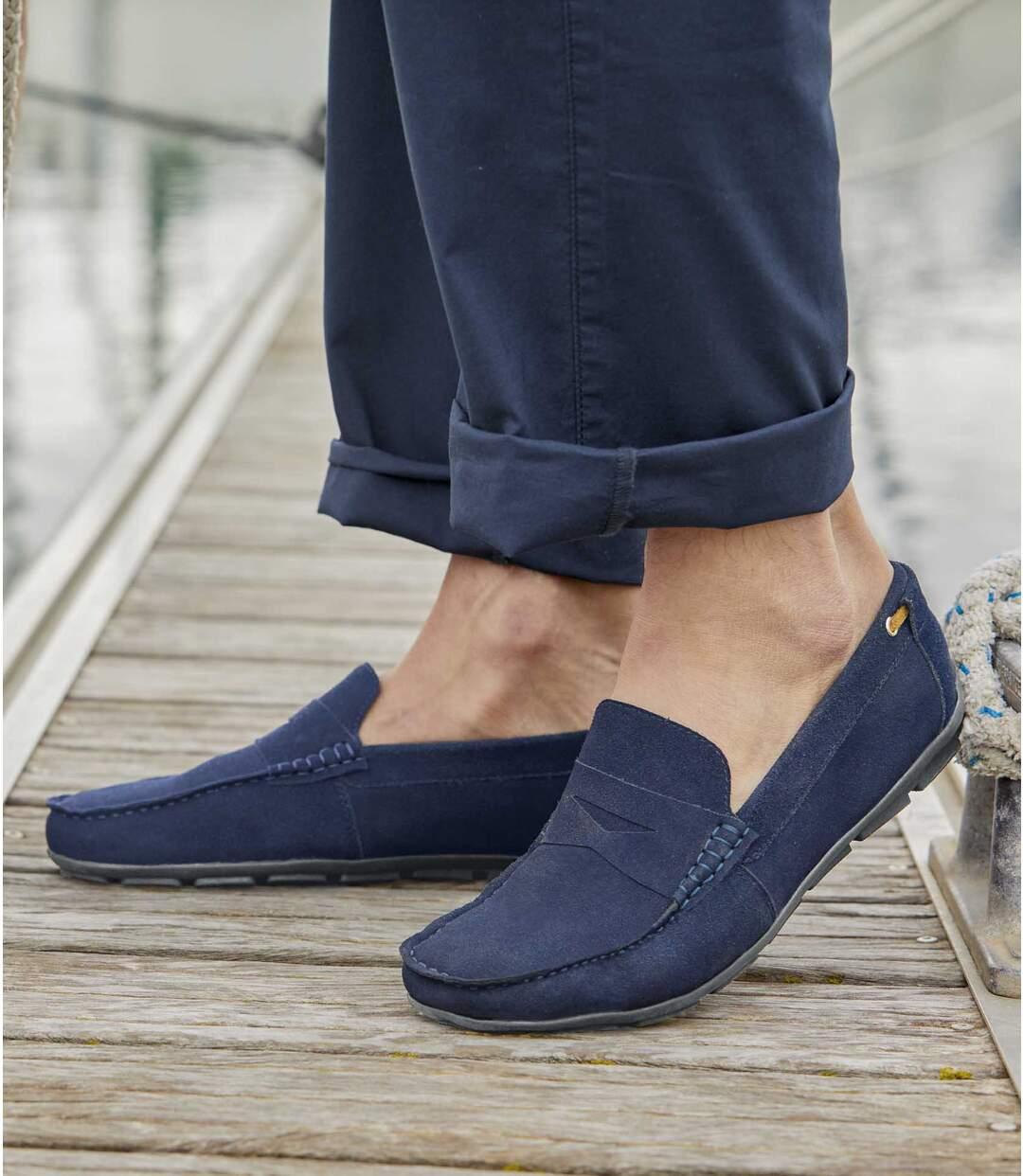 Sommer-Mokassins im Boots-Look Atlas For Men
