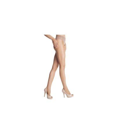 DIM Collant Femme Transparent VENTRE PLAT SUBLIM Gazelle 15D