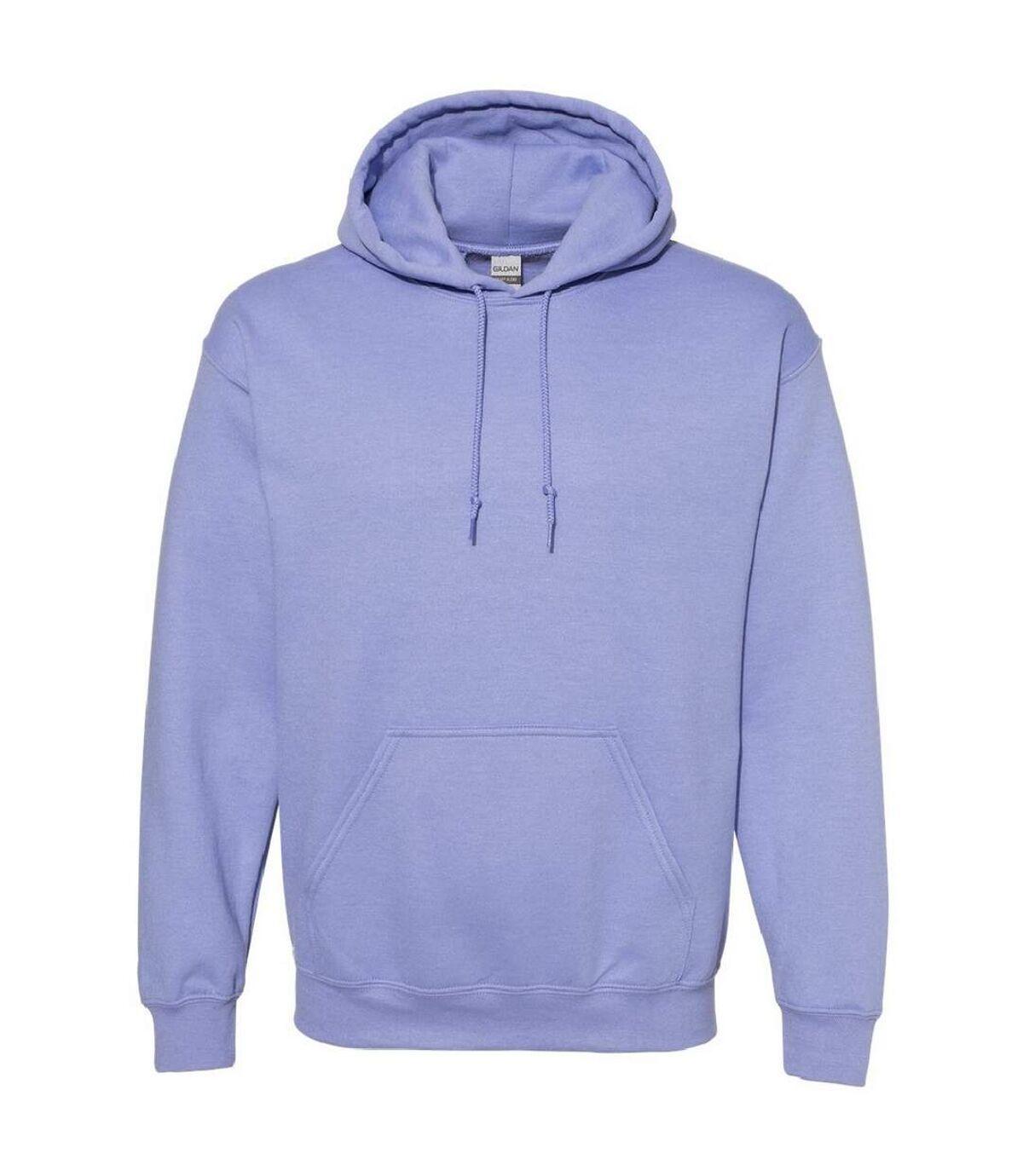 Gildan - Sweatshirt à capuche - Unisexe (Violet clair) - UTBC468
