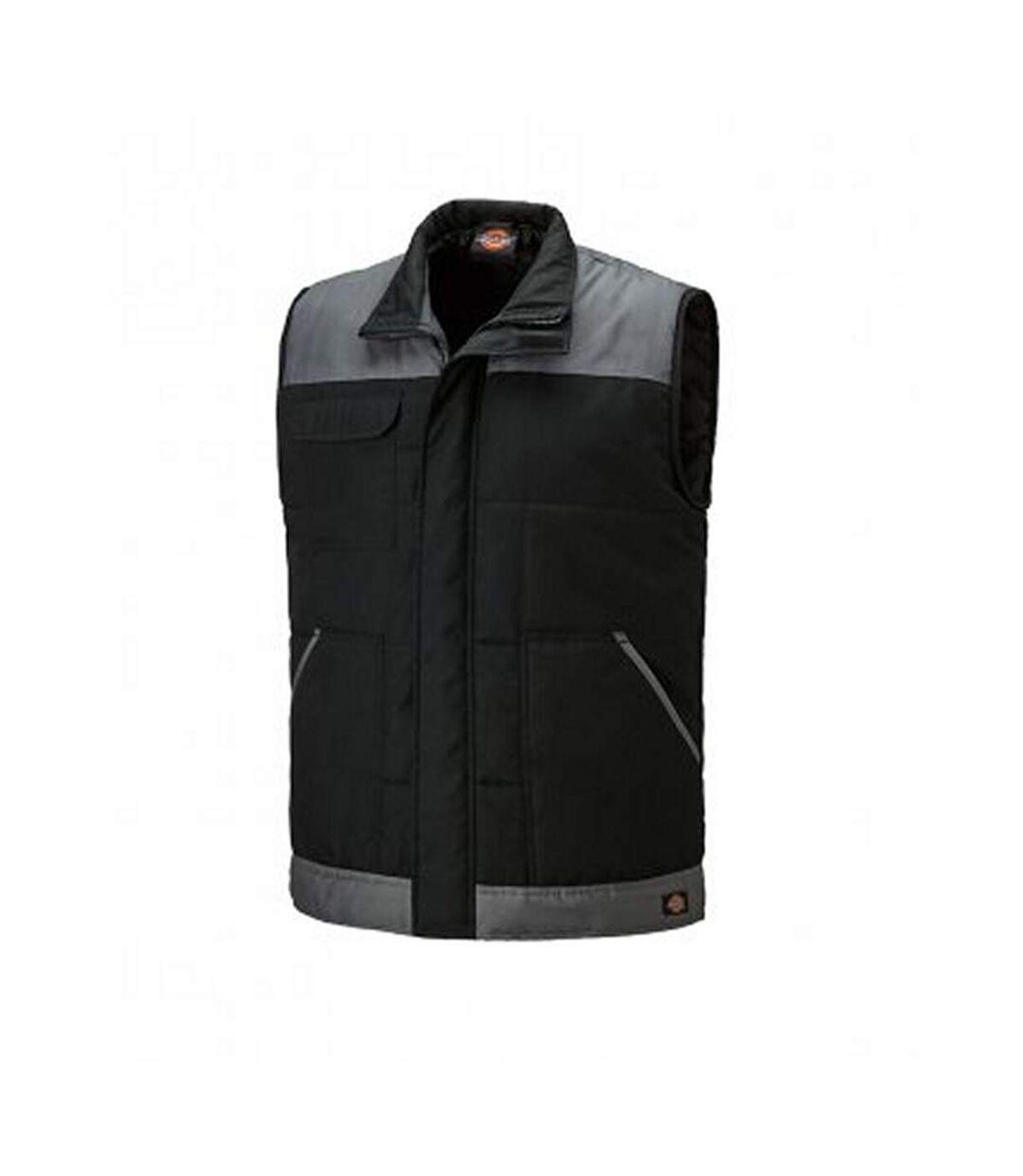 Dickies Mens Everyday Bodywarmer (Grey/Black) - UTPC3050