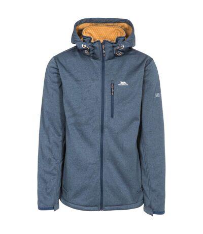 Trespass Mens Maynard TP75 Softshell Jacket (Navy Marl) - UTTP4261