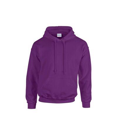 Gildan Heavy Blend Adult Unisex Hooded Sweatshirt / Hoodie (Heather Sport Royal) - UTBC468