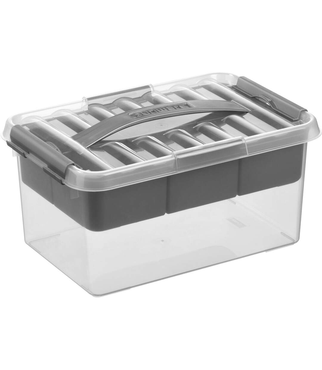Boite de rangement Q-line MultiBox 6 litres