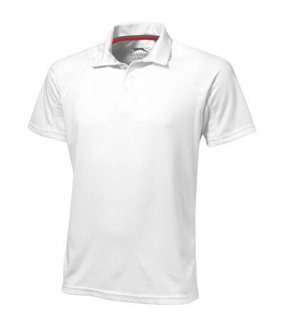 Slazenger Game - Polo - Hommes (Blanc) - UTPF1746