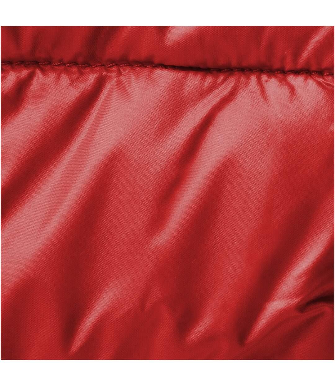 Elevate - Scotia - Parka Légère - Femme (Rouge) - UTPF1902