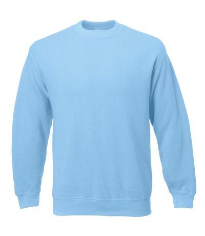 Mens Jersey Sweater (Light Blue) - UTBC3903
