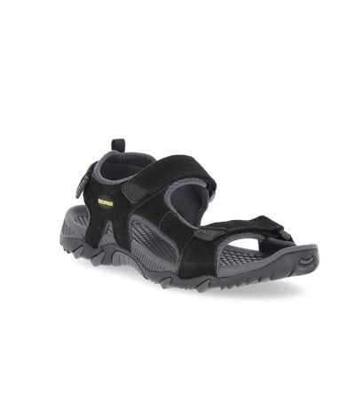 Trespass Mens Belay Walking Sandals (Black) - UTTP2947