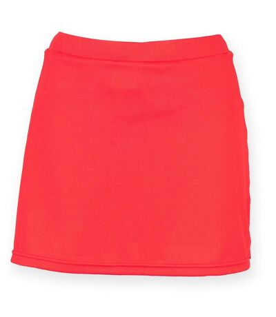 Finden & Hales - Jupe-short de sport - Femme (Rouge) - UTRW4162