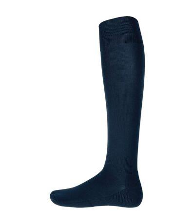 Kariban Proact Mens Cushioned Rib Top Sports Socks (Navy) - UTRW4231