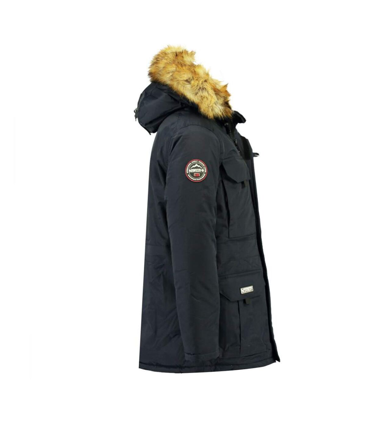 Parka Marine Homme Geographical Norway Alpes