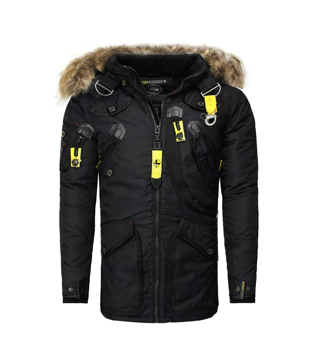 Parka homme Geographical Norway Parka Agaros noir