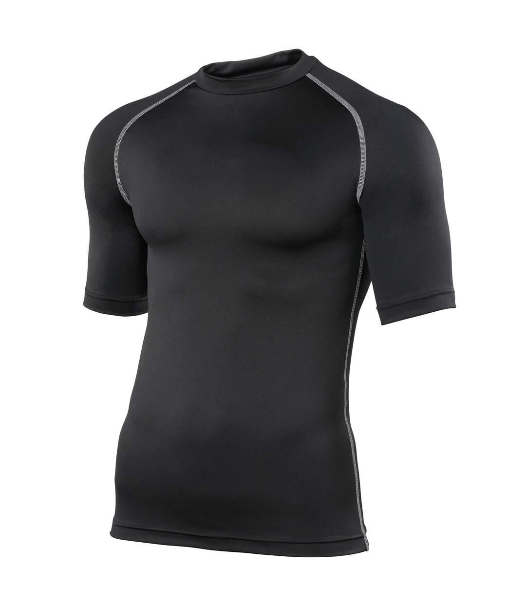 Rhino - Base layer sport à manches courtes - Homme (Noir) - UTRW1277
