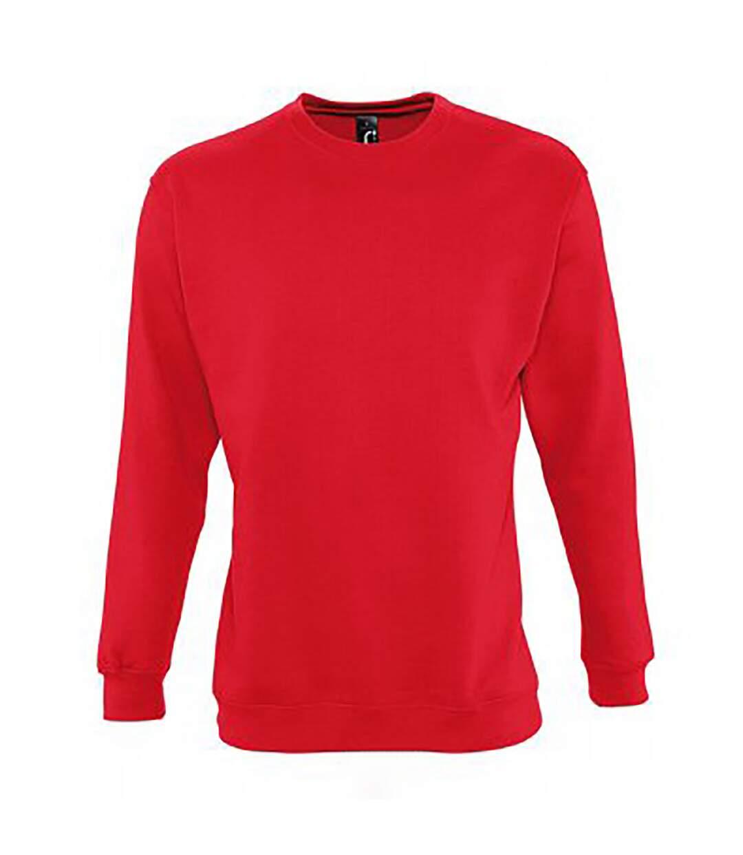 SOLS Supreme - Sweat-shirt - Homme (Rouge) - UTPC2837