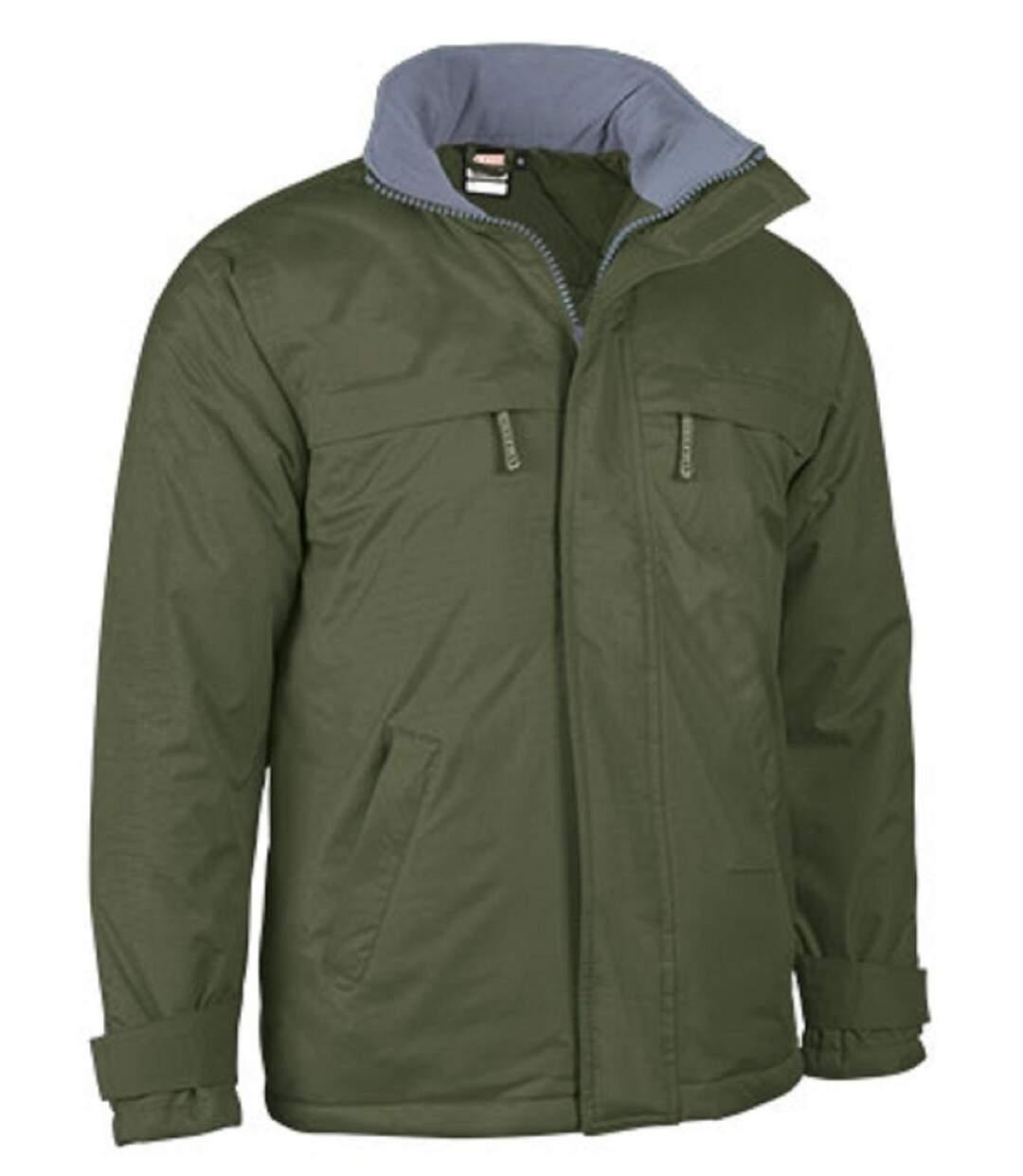 Parka - Homme - REF BOREAL - vert militaire