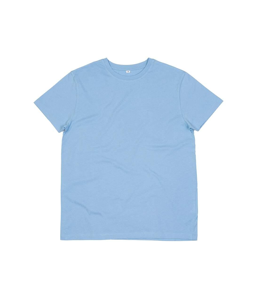 Mantis Mens Organic T-Shirt (Sky Blue) - UTPC3964