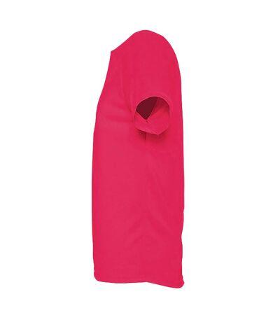 SOLS Sporty - T-shirt à manches courtes - Homme (Bleu marine) - UTPC303
