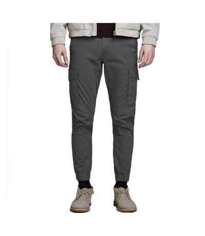 Pantalon Cargo Gris Homme Jack & Jones Warner