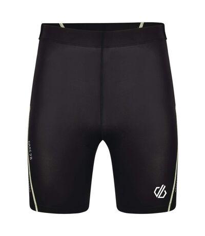 Dare 2b - Short de cyclisme BOLD - Homme (Noir/blanc) - UTRG4563