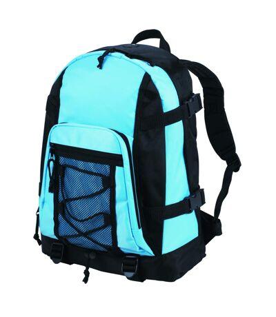 Sac à dos loisirs petite randonnée - Sport backpack - 1800780 - bleu cyan