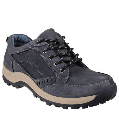 Cotswold Nailsworth - Chaussures décontractées en cuir - Homme (Bleu marine) - UTFS3466