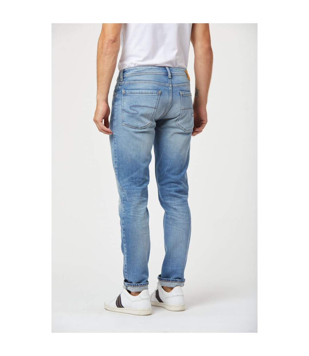 Jean coton regular LC020