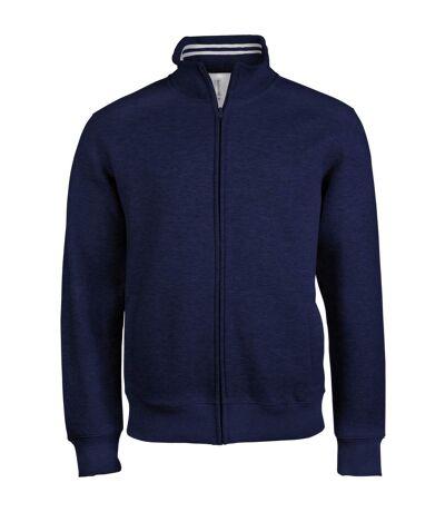 Kariban Mens Full Zip Fleece Jacket (Black) - UTRW4220