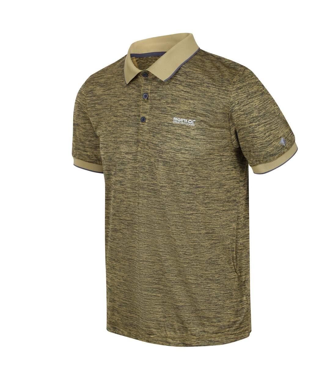 Regatta Mens Remex II Polo Shirt (Grapefruit) - UTRG4217