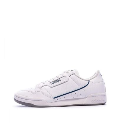 Basket Blanche Homme Adidas Continental 80