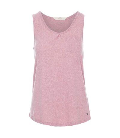 Trespass Womens/Ladies Fidget Sleeveless Vest (Lilac Haze Marl) - UTTP4105