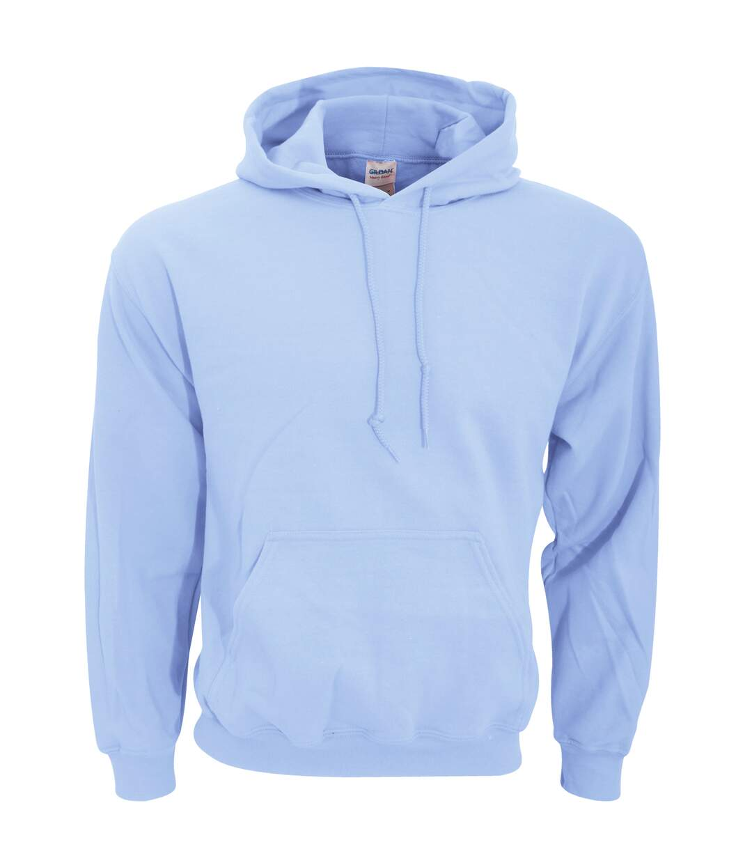 Gildan Heavy Blend Adult Unisex Hooded Sweatshirt / Hoodie (Legion Blue) - UTBC468