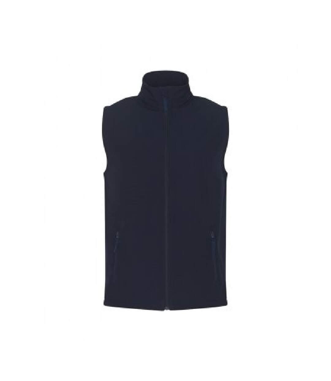 Pro Rtx - Veste Sans Manches En Softshell Pro - Homme (Charbon) - UTPC3251
