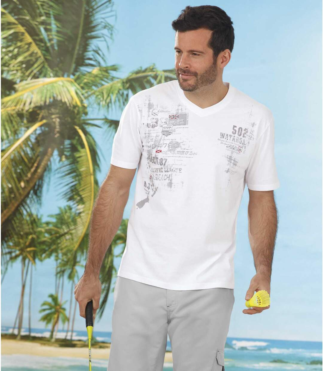 Set van 2 Good Trip T-shirts
