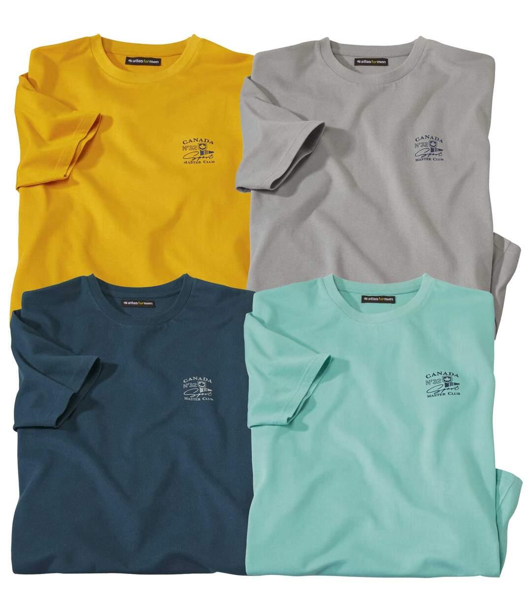 4 darabos Vancouver póló szett