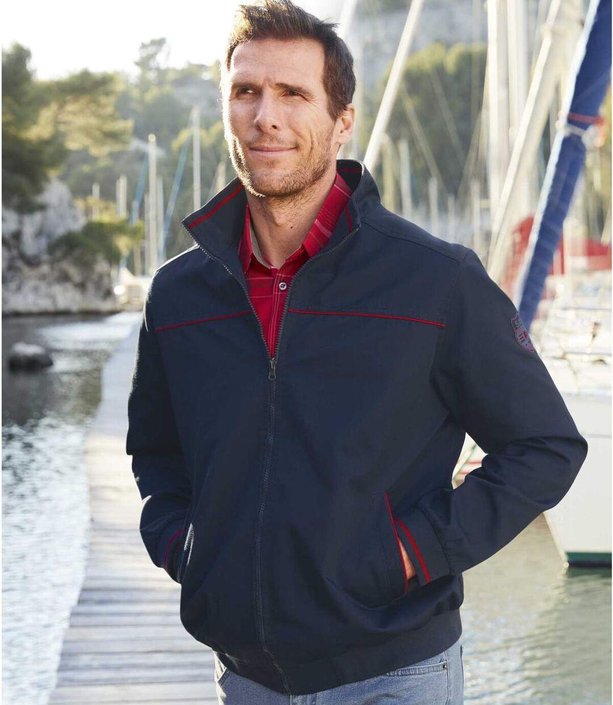 Kurtka z twillu Sailing Atlas For Men