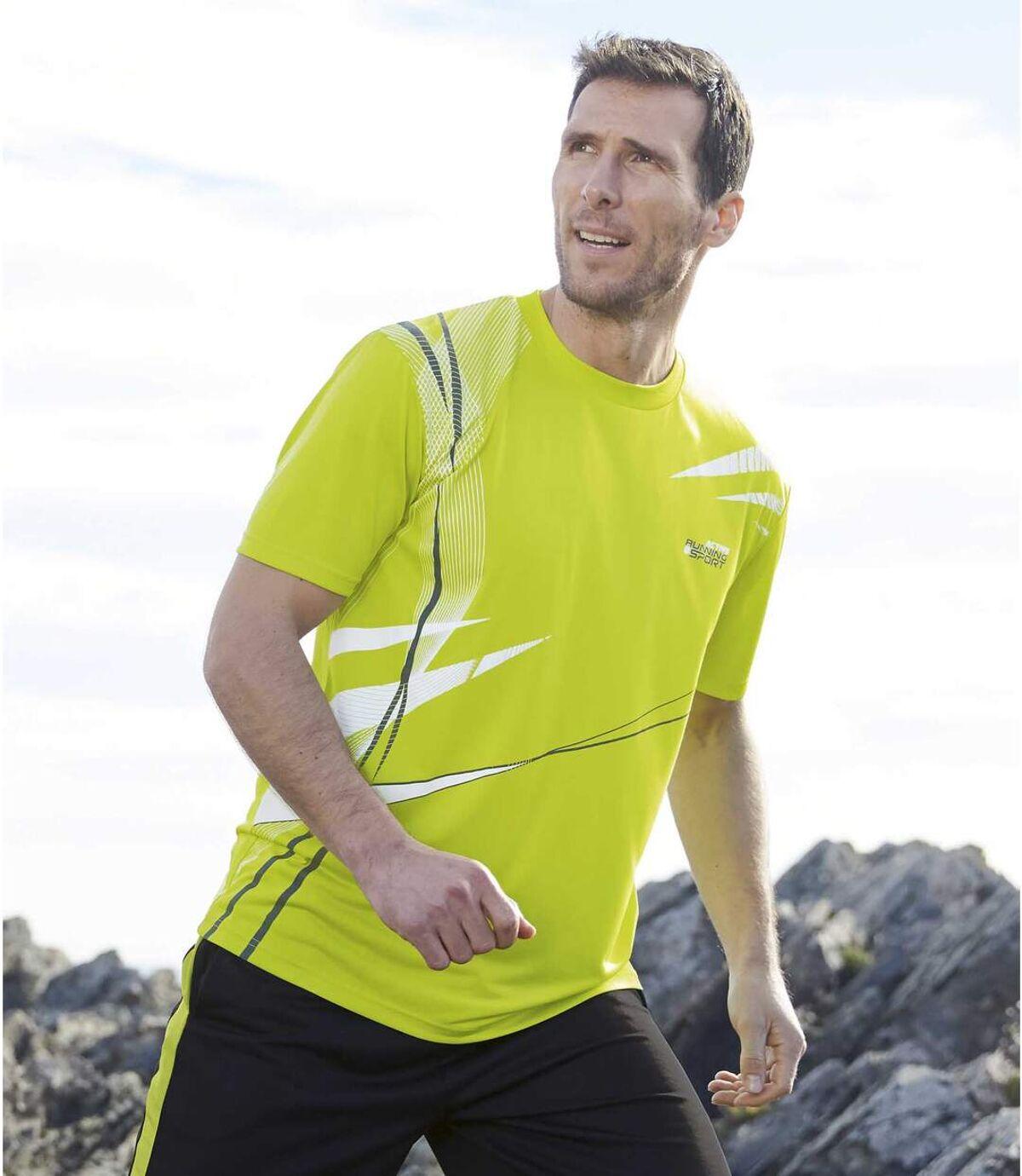 3darabos Running póló szett  Atlas For Men