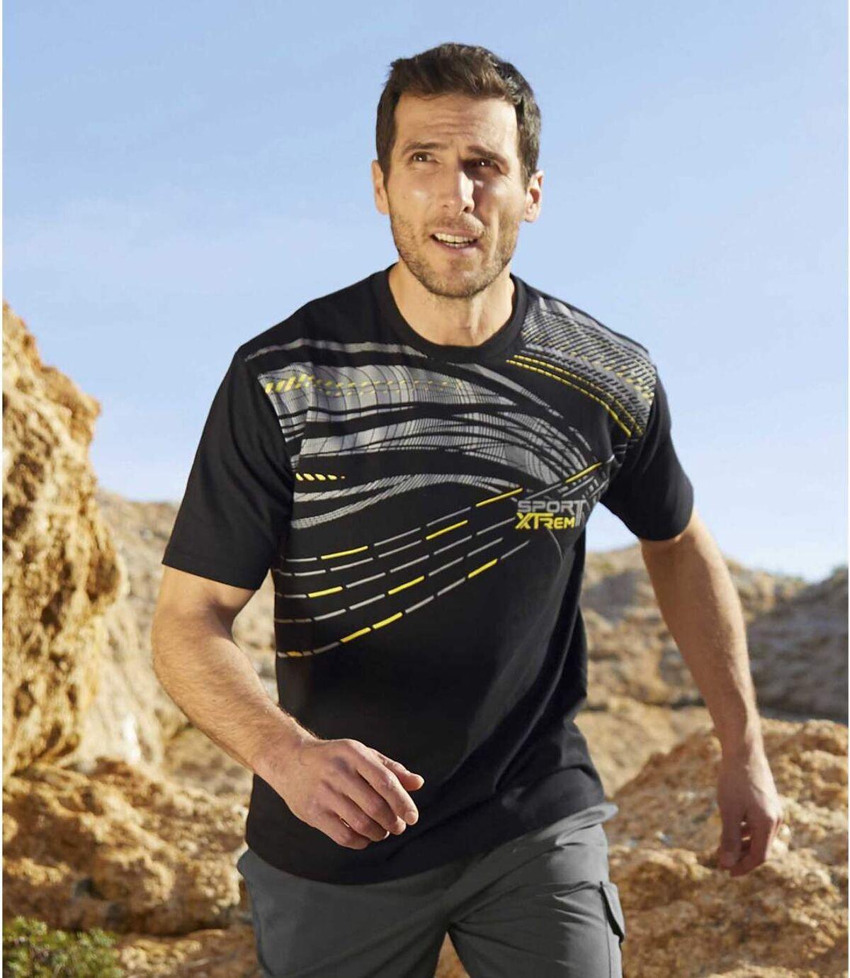 Sada 2 triček Sport Xtrem Atlas For Men