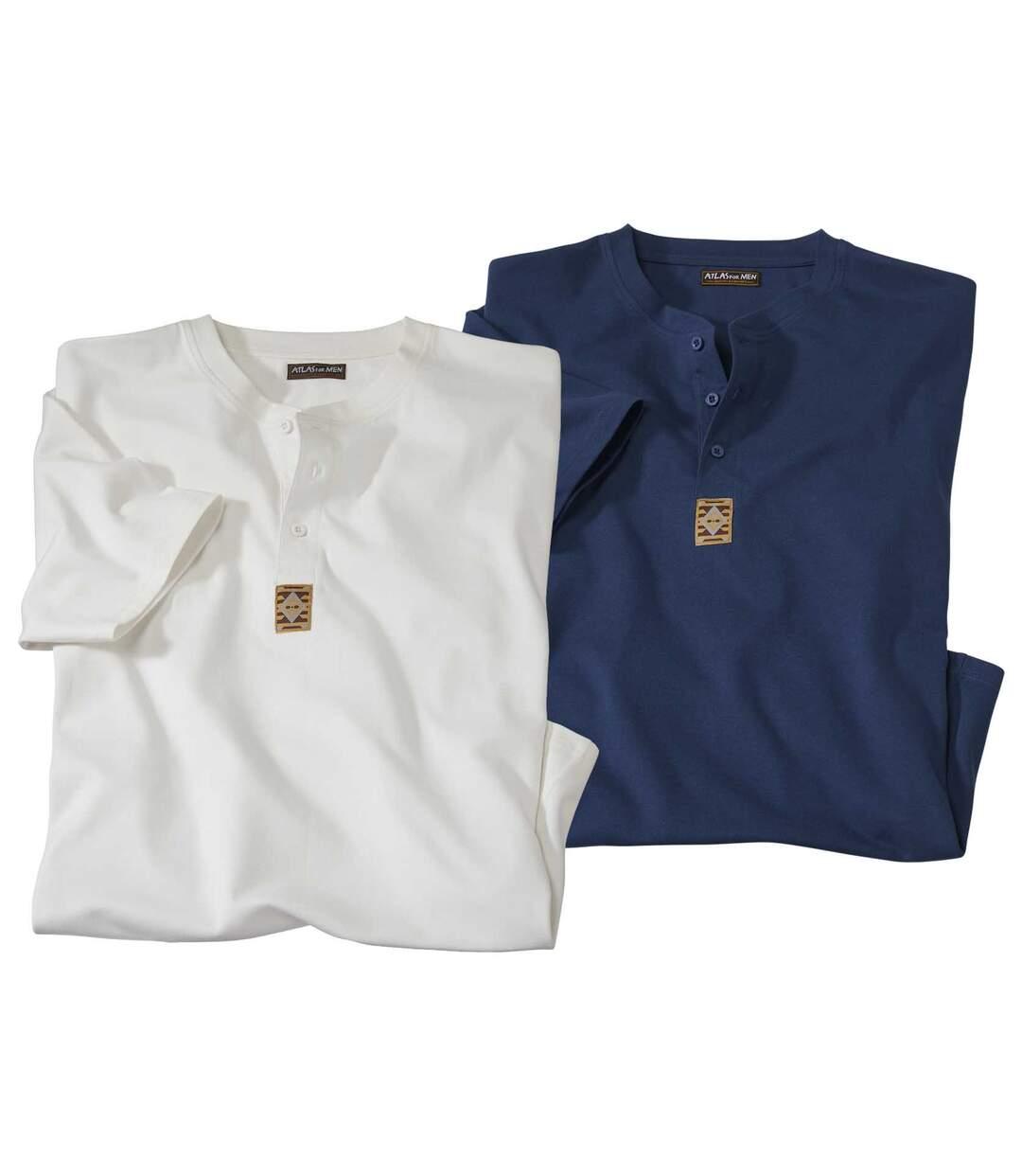 Súprava 2 pohodlných tričiek