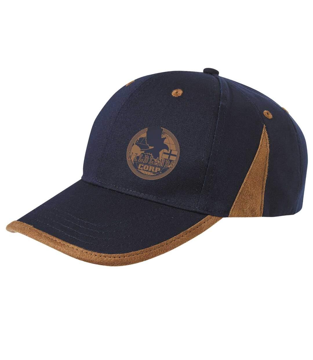 Men's Stylish Navy Baseball Cap  Atlas For Men