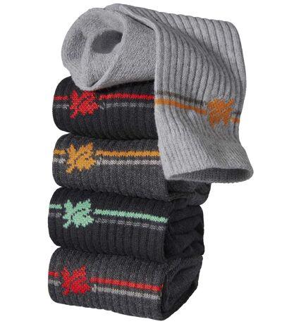 Pack of 5 Sports Socks for Men